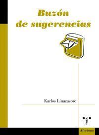 BUZON DE SUGERERENCIAS