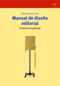 MANUAL DE DISEÑO EDITORIAL (5ª EDICION ACTUALIZADA)