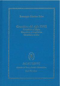 GRAMÁTICA DEL SIGLO XVIII