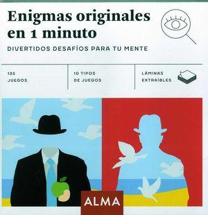 ENIGMAS ORIGINALES EN 1 MINUTO