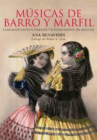 MÚSICAS DE BARRO Y MARFIL