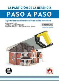 PARTICIÓN DE LA HERENCIA. PASO A PASO
