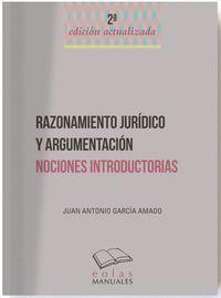 RAZONAMIENTO JURÍDICO Y ARGUMENTACIÓN