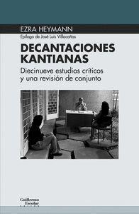 DECANTACIONES KANTIANAS