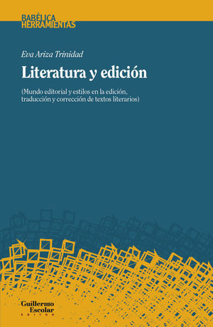 LITERATURA Y EDICIÓN