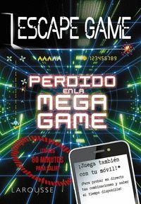 ESCAPE GAME - PERDIDO EN LA MEGA GAME