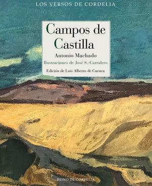 CAMPOS DE CASTILLA (ILUSTRADO)