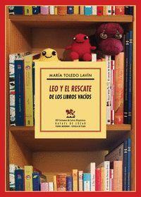 LEO Y EL RESCATE DE LOS LIBROS VACÍOS