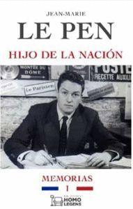 HIJO DE LA NACION MEMORIAS I
