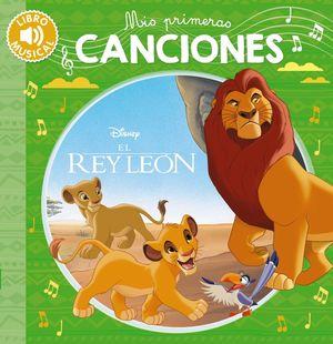 MIS PRIMERAS CANCIONES-EL REY LEÓN