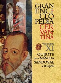 GRAN ENCICLOPEDIA CERVANTINA VOL. XI