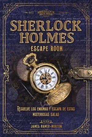 SHERLOCK HOLMES  ESCAPE ROOM