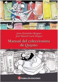 MANUAL DEL COLECCIONISTA DE QUIJOTES