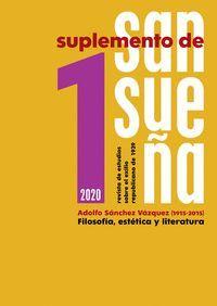 SUPLEMENTO DE SANSUEÑA. 1