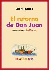 EL RETORNO DE DON JUAN