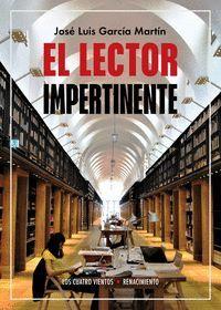 EL LECTOR IMPERTINENTE
