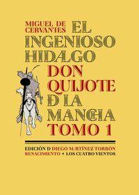 EL INGENIOSO HIDALGO DON QUIJOTE DE LA MANCHA 2 VOLS