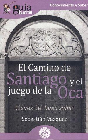 CAMINO DE SANTIAGO Y EL JUEGO DE LA OCA