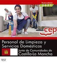 PERSONAL LIMPIEZA SERVICIOS DOMESTICOS CASTILLA MANCHA TEST