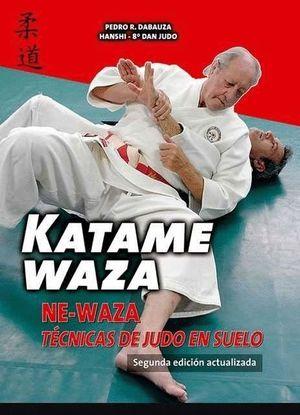 KATAME WAZA (2ªED.ACTUALIZADA)