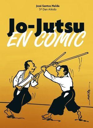 JO-JUTSU. EN CÓMIC