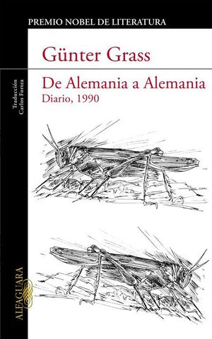 DE ALEMANIA A ALEMANIA. DIARIO, 1990