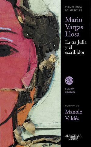 LA TIA JULIA Y EL ESCRIBIDOR (EDICION LIMITADA)