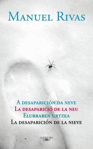 LA DESAPARICION DE LA NIEVE (+CD)