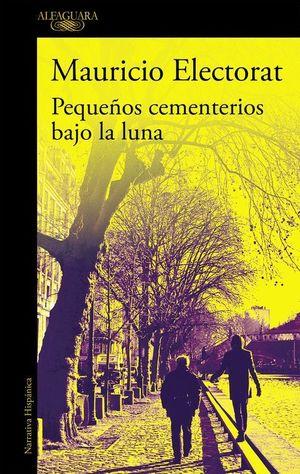 PEQUEÑOS CEMENTERIOS BAJO LA LUNA (MAPA DE LAS LENGUAS)
