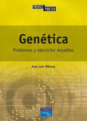 GENETICA PROBLEMAS EJERCICIOS RESUELTOS