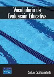 VOCABULARIO EVALUACION EDUCATIVA