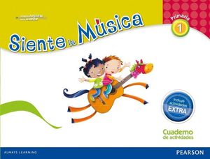 SIENTE LA MUSICA 1 PACK ACTIVIDADES (CONTENIDO EXTRA)