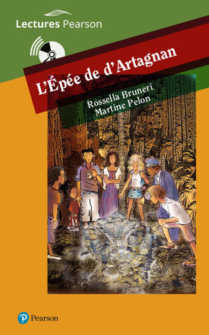 L'ÉPÉE DE D'ARTAGNAN (A1) +CD
