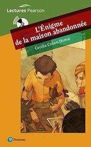 L'ÉNIGME DE LA MAISON ABANDONNÉE (A1) +CD