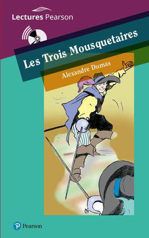LES TROIS MOUSQUETAIRES (A2) +CD