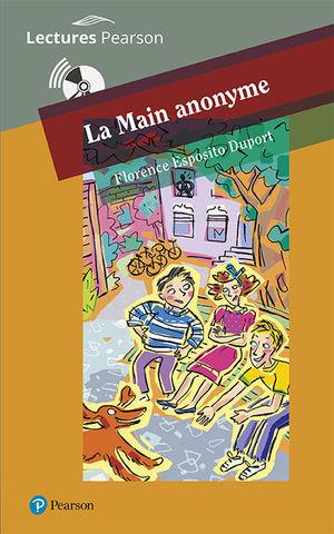 LA MAIN ANONYME (A1) +CD