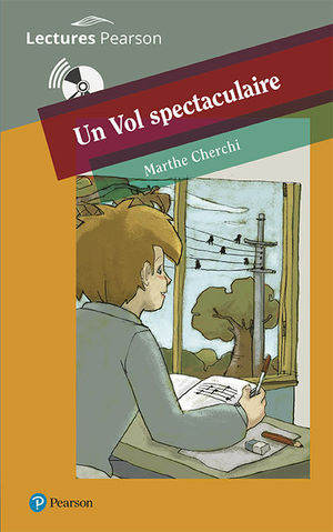 UN VOL SPECTACULAIRE (A1) +CD
