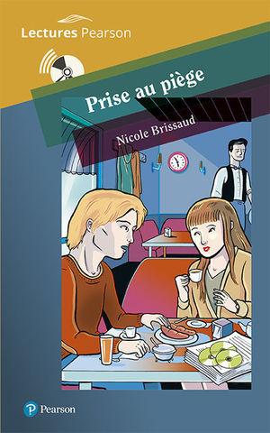 PRISE AU PIÈGE (B2) +CD