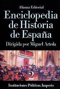 ENCICLOPEDIA DE HISTORIA DE ESPAÑA, TOMO 2