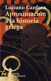 APROXIMACION A LA HISTORIA GRIEGA