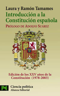INTRODUCCION A LA CONSTITUCION ESPAÑOLA