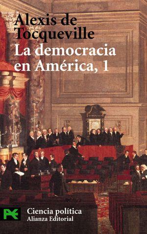 LA DEMOCRACIA EN AMERICA VOL.1