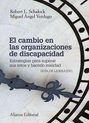 EL CAMBIO EN LAS ORGANIZACIONES DE DISCAPACIDAD