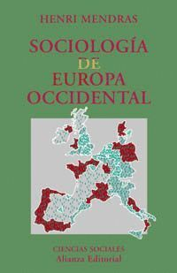 SOCIOLOGIA DE EUROPA OCCIDENTAL