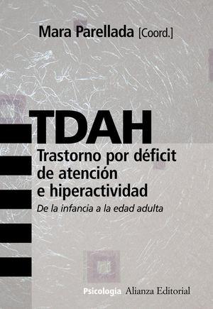TDAH.TRASTORNO POR DEFICIT DE ATENCION E HIPERACTIVIDAD