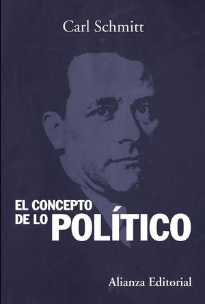 EL CONCEPTO DE LO POLITICO