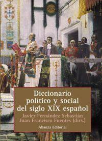 DICCIONARIO POLITICO Y SOCIAL DEL SIGLO XIX ESPAÑOL (T)