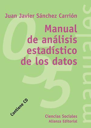 MANUAL DE ANALISIS ESTADISTICO DE LOS DATOS