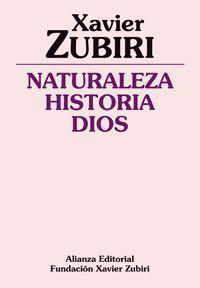 NATURALEZA, HISTORIA, DIOS