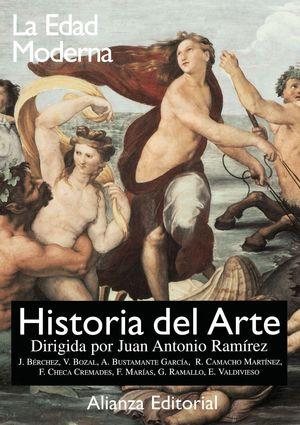 HISTORIA DEL ARTE, VOL.3 EDAD MODERNA